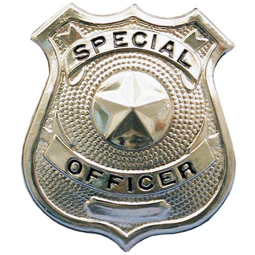 Special Officer Badge