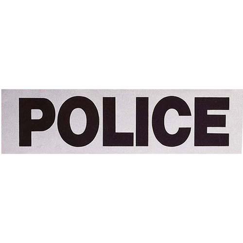Reflective Tape - Police
