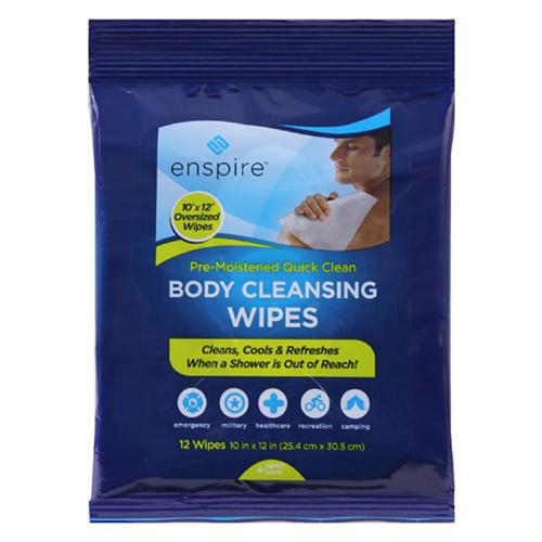 Enspire Pre-Moistened Towel