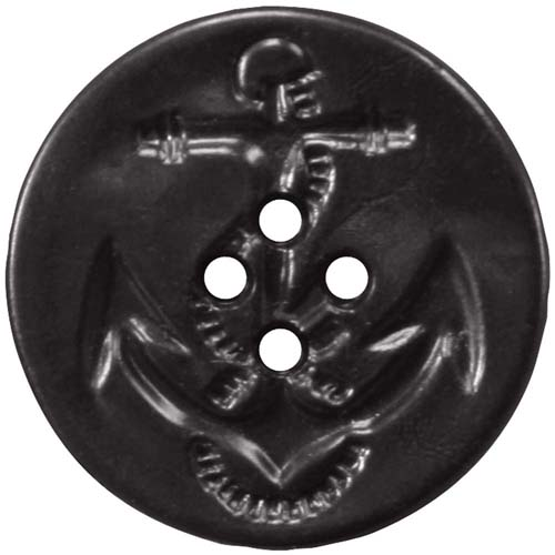 Peacoat Button