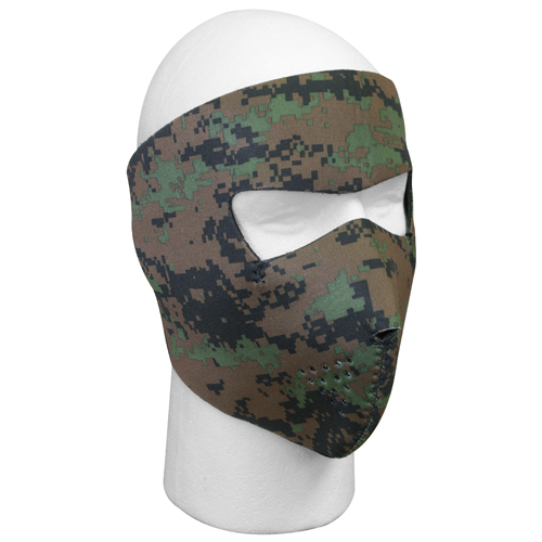 Reversible Neoprene Facemask