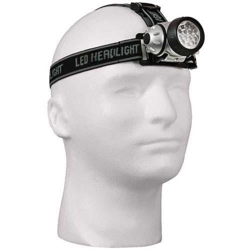 LED Multi-Function Color Lens Headlamp