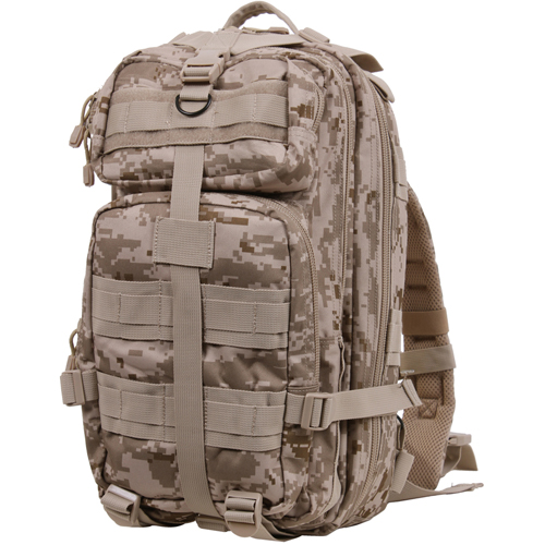 Camo Medium Transport Pack
