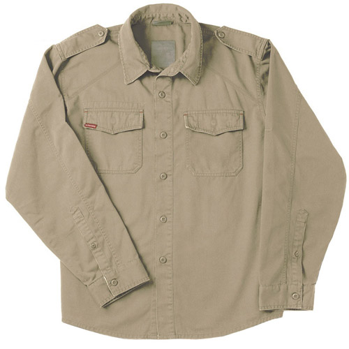 Mens Vintage Fatigue Shirts