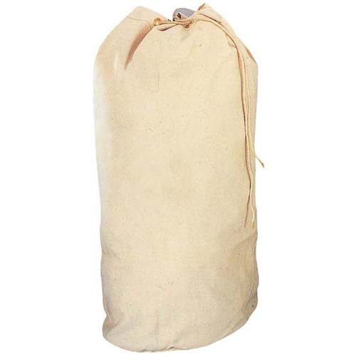 U.S.N. Heavyweight Canvas Sea Bag