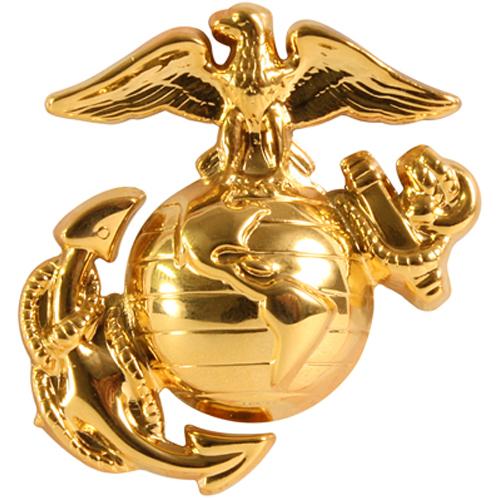 U.S.M.C. Cap Pin
