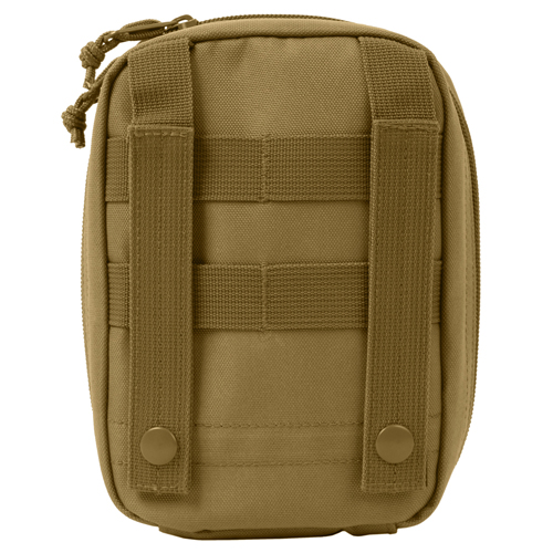 Coyote Brown MOLLE Tactical Trauma Kit