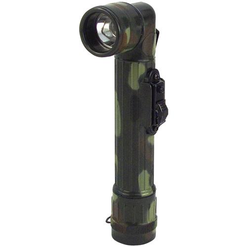 Mini Army Style Flashlight