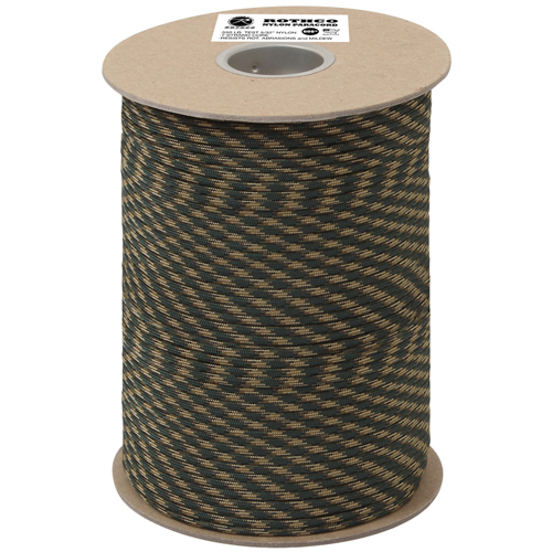 Nylon Paracord 550 Lb 600 Ft Spool