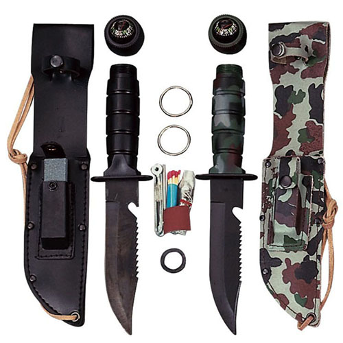 Ultra Force Survival Kit Knife