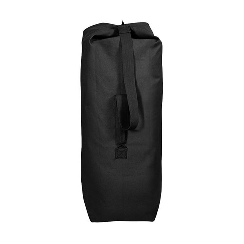 Top Load Canvas Duffle Bags
