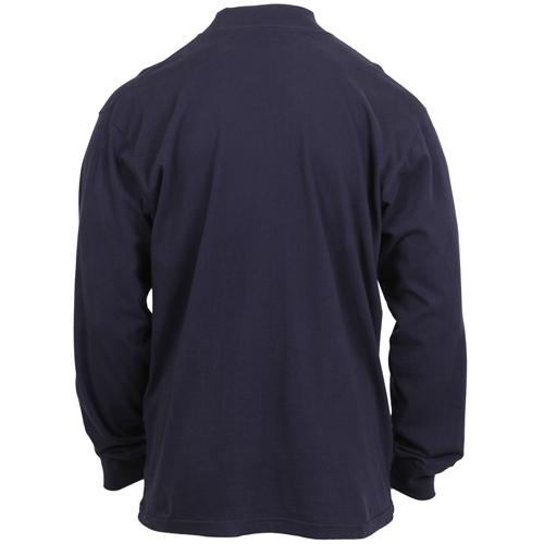 Mock Turtleneck Tshirt