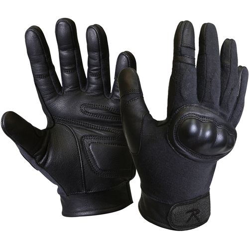 Flame And Heat Resistant Hard Knuckle Tactical Gloves