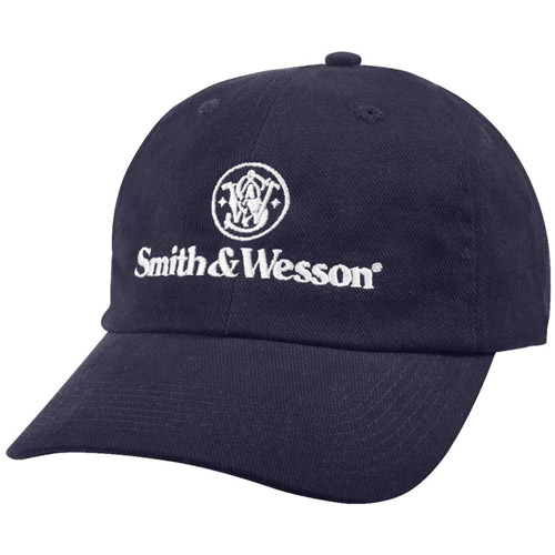Smith And Wesson Logo Cap