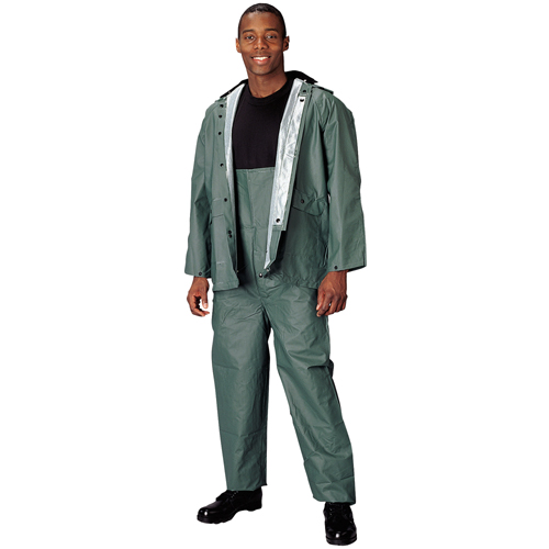 Mens PVC Rainsuit