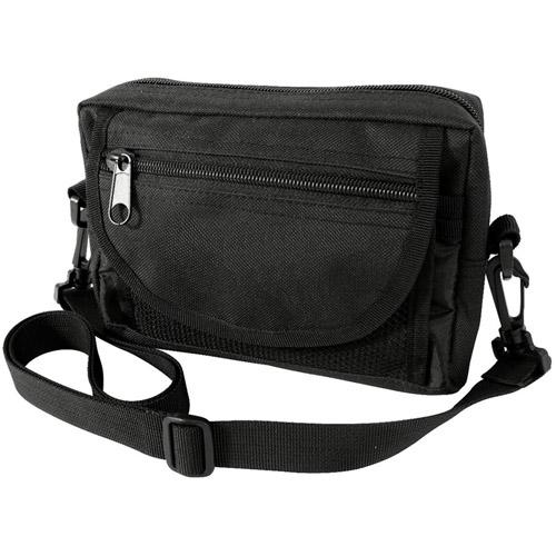 Compact Travelers Utility Shoulder Bag