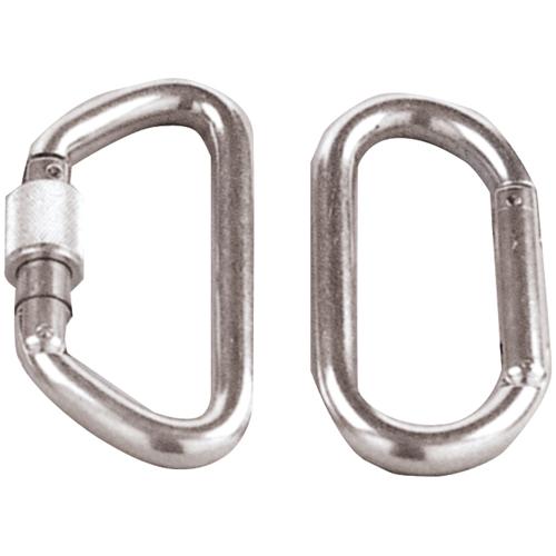 Locking D Carabiner