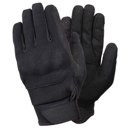 Hybrid Hard Knuckle Gloves