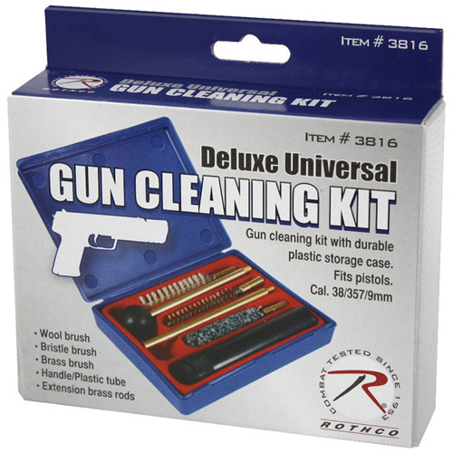.45 Caliber Pistol Cleaning Kit