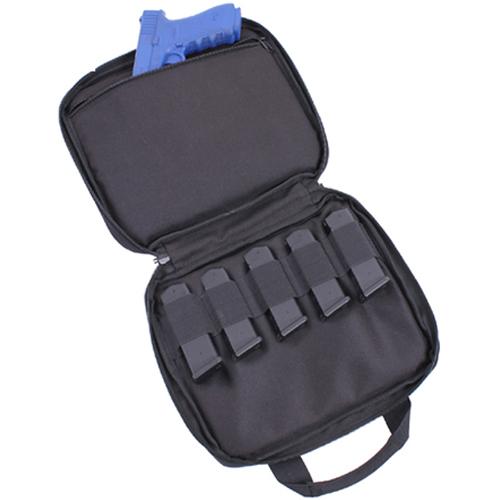 Double Pistol Carry Case