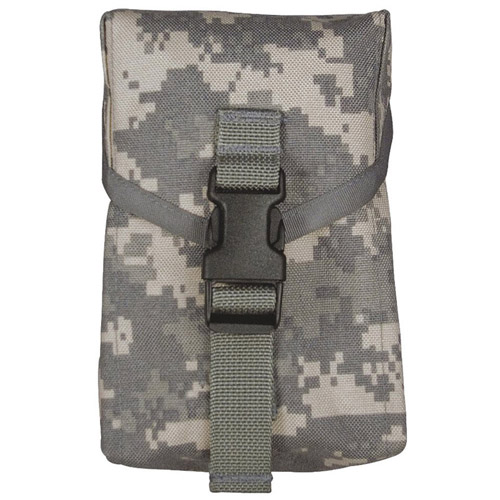 MOLLE II 100 Round Saw Pouch