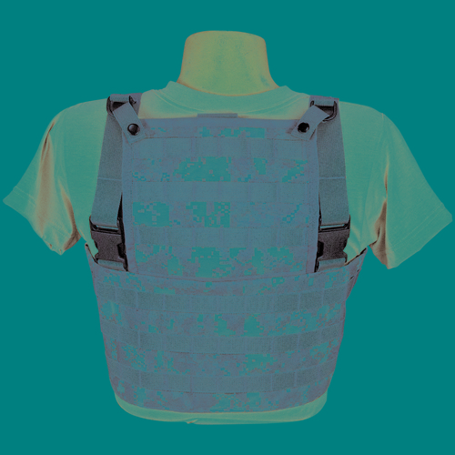 MOLLE II Load Carrier Vest