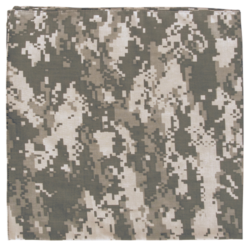Digital Camo Bandana