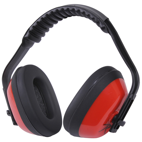 Noise Reduction Ear Muffs