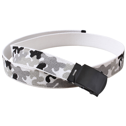 Camo Reversible 44 Inches Web Belt