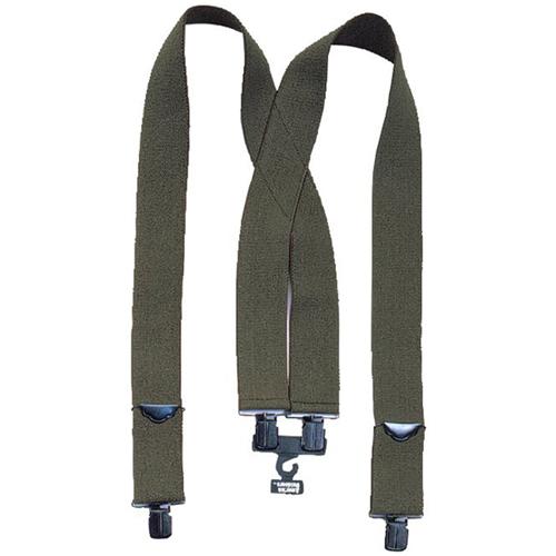 Camo Pants Suspenders