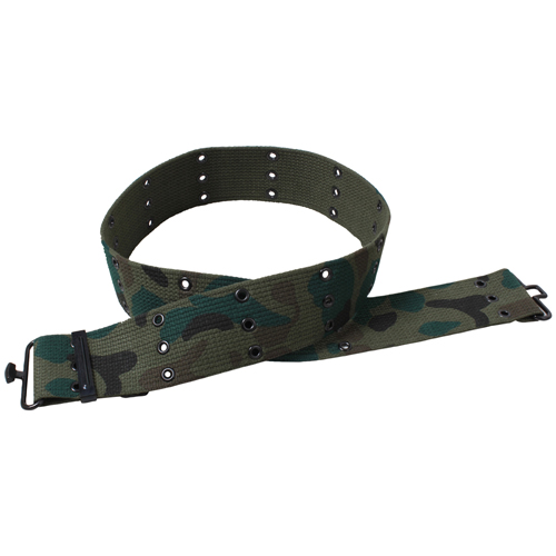 Military Style Pistol Belts