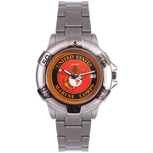 Marine Corps Logo Quartz Watch