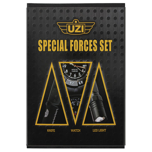 UZI Special Forces Gift Set