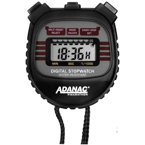 Marathon Digital Stopwatch