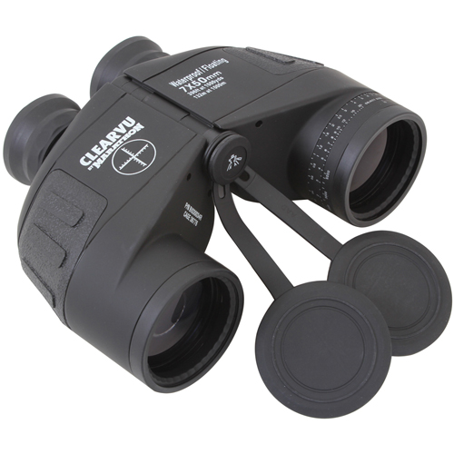 Clearvu By Marathon 7X50 Binocular W Reticle