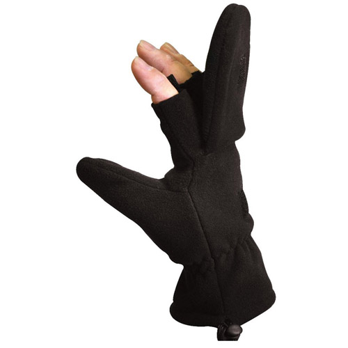 Fingerless Sniper Mittens  Gloves