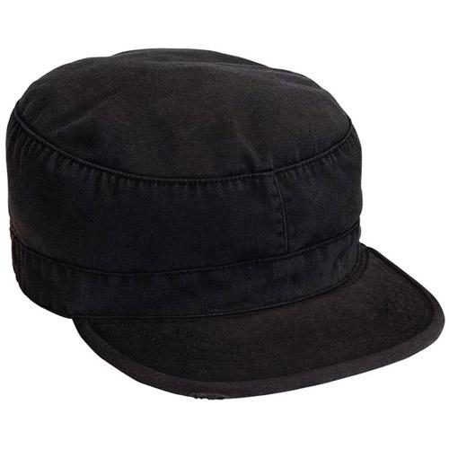 Solid Vintage Fatigue Cap