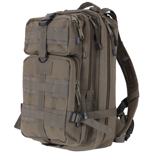 Tacti Canvas Go Pack