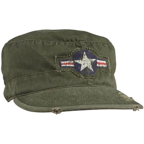 Vintage Air Corps Fatigue Cap