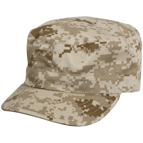 Camo Fatigue Caps