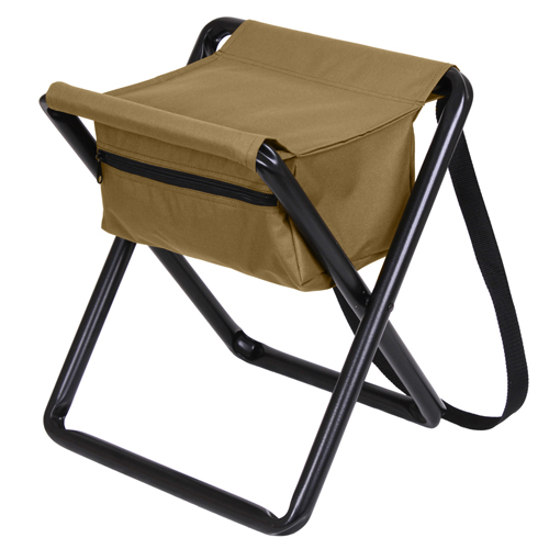 Deluxe Stool with Pouch