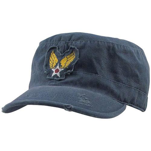 Vintage Winged Star Fatigue Cap