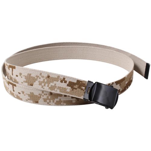 Camo Reversible 54 Inches Web Belt