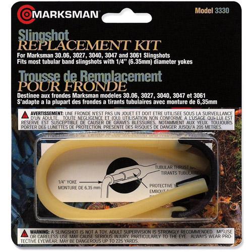 Marksman Slingshot Replacement Kit