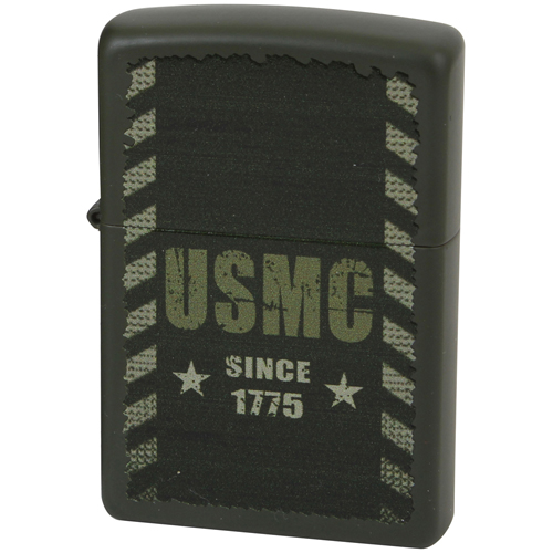 Zippo USMC Since 1775 Lighter