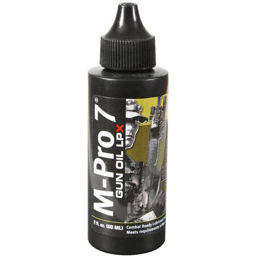 M-Pro 7 S-2 Oz Gun Oil LPX