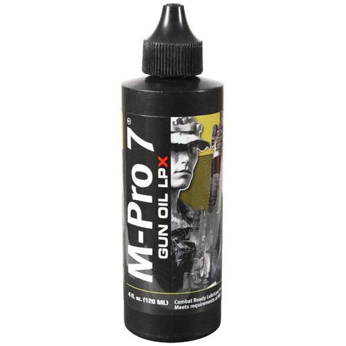 M-Pro 7 L-4 Oz Gun Oil LPX