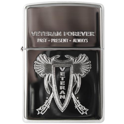 Zippo Veteran Forever Lighter