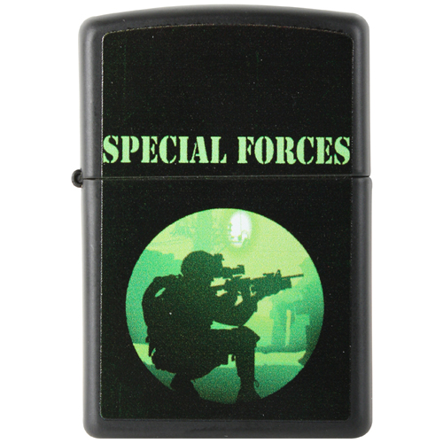 Zippo Special Forces Lighter