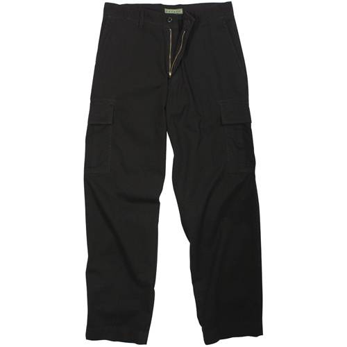 Mens Vintage 6-Pocket Flat Front Fatigue Pants